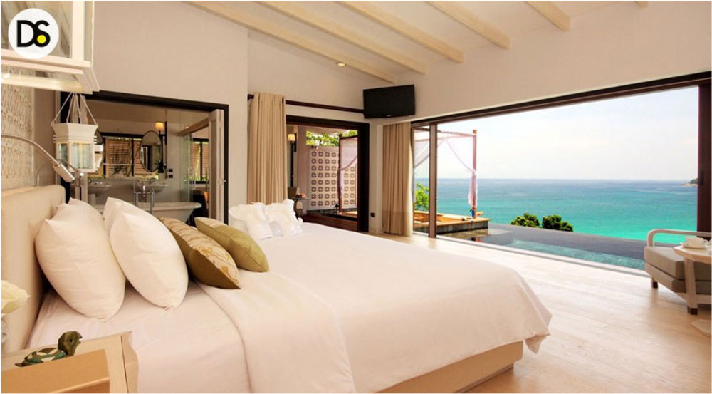 Bedrooms With The Most Beautiful Panoramic View DSigners - Most beautiful bedroom design in the world