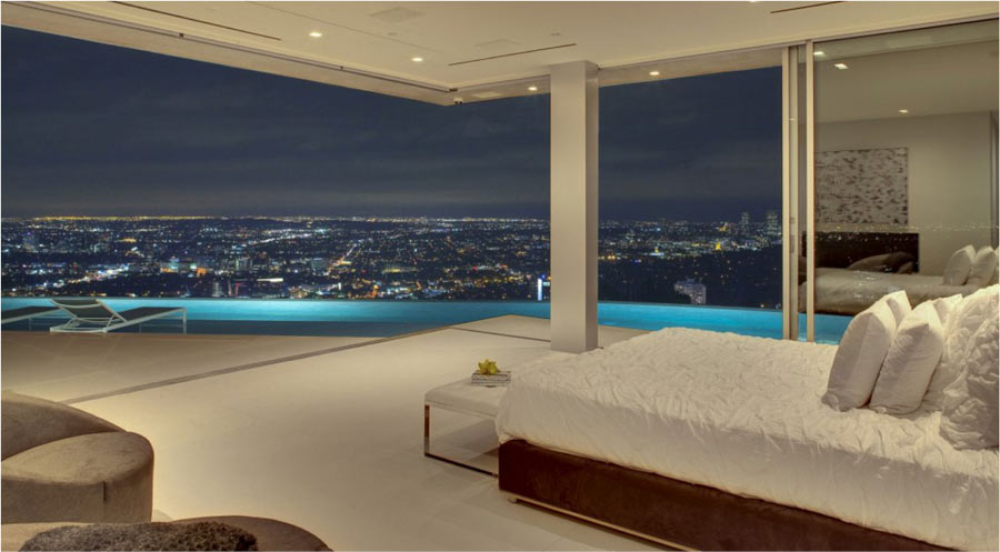 12 Bedrooms With The Most Beautiful Panoramic View D Signers
