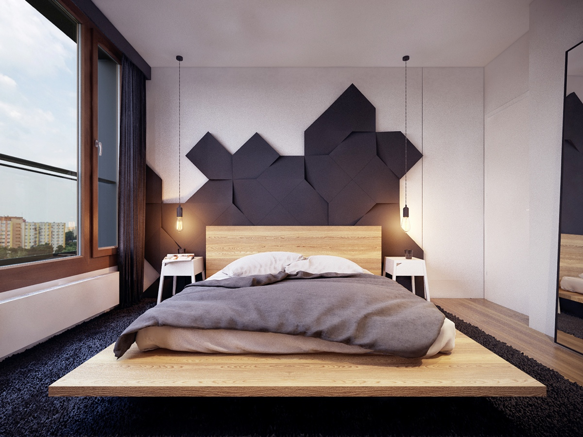 1 Bedroom Apartment Inspiration