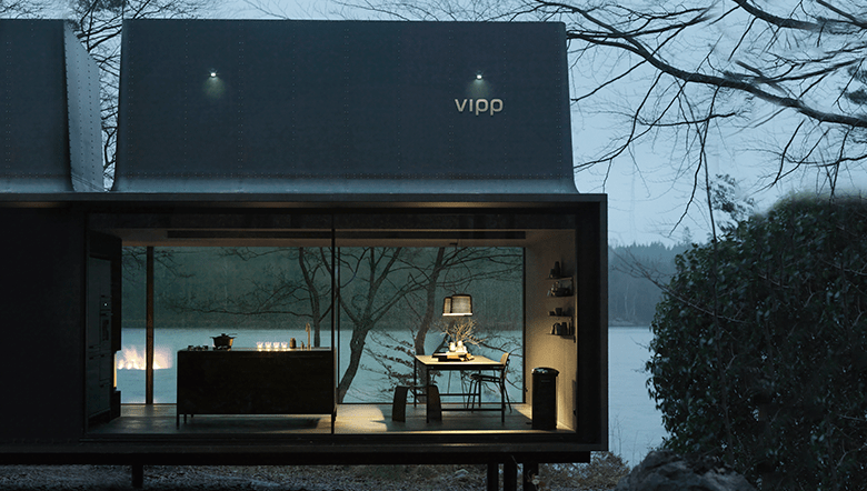 A prefabricated home with minimalist style by VIIP - D.Signers