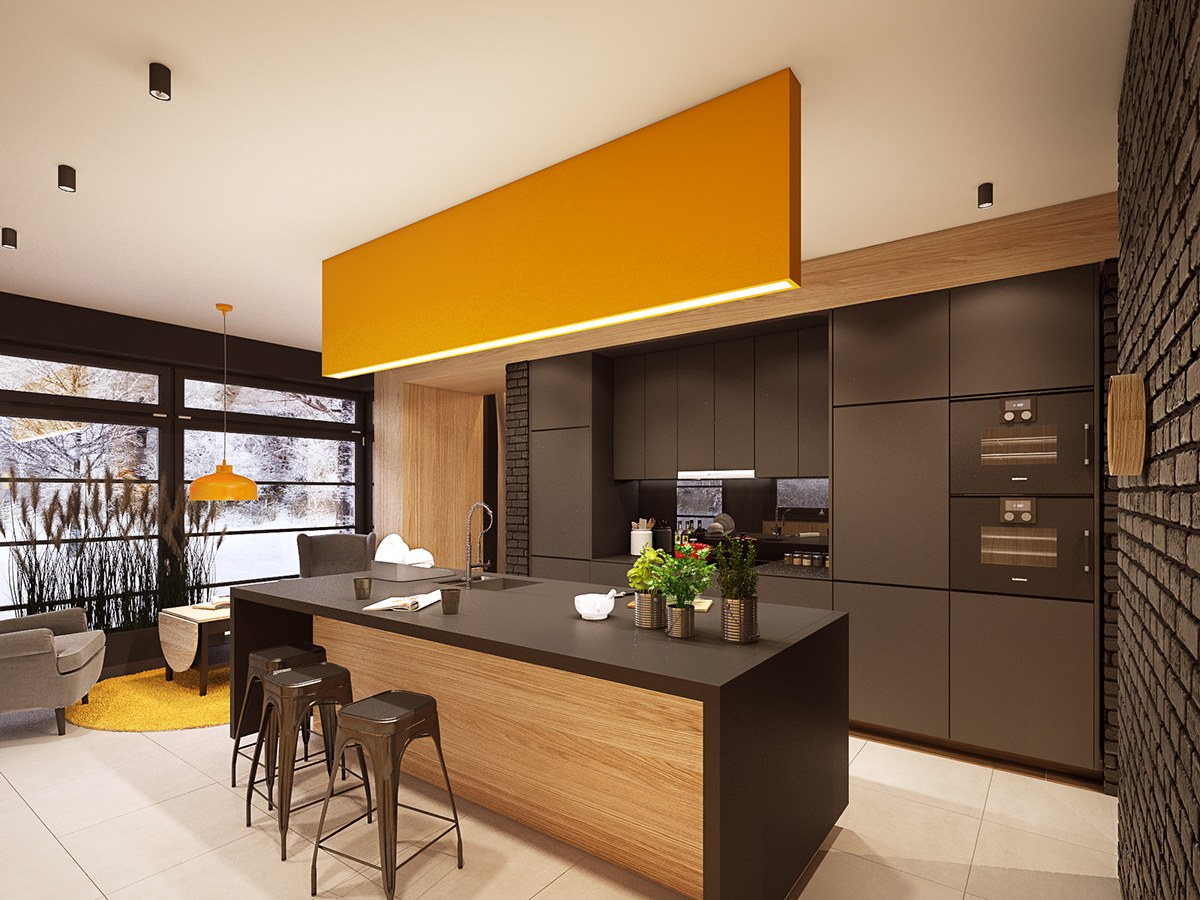 Kitchen Designs to Fall in Love with! Top 10 Gallery - D.Signers
