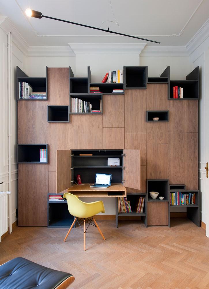 Filip Janssens Designs: Cabinet becomes Sculpture - D.Signers