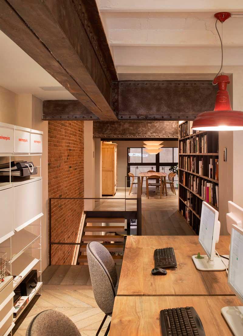 Interior Design Studio Espai Pars in Barcelona by Meritxell Rib