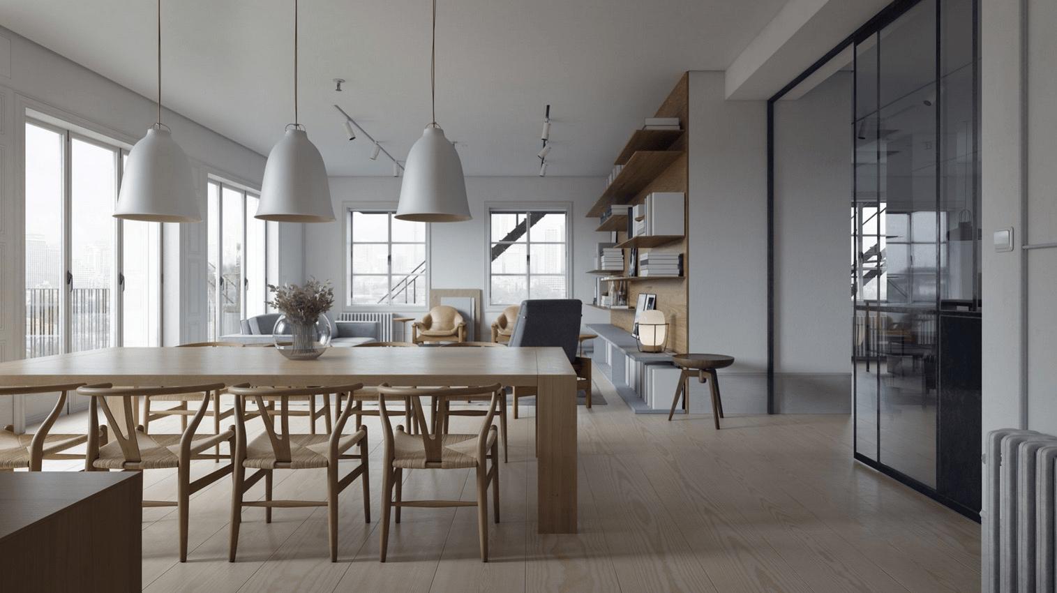astounding dining room interior design ideas | open-plan-dining-room - D.Signers