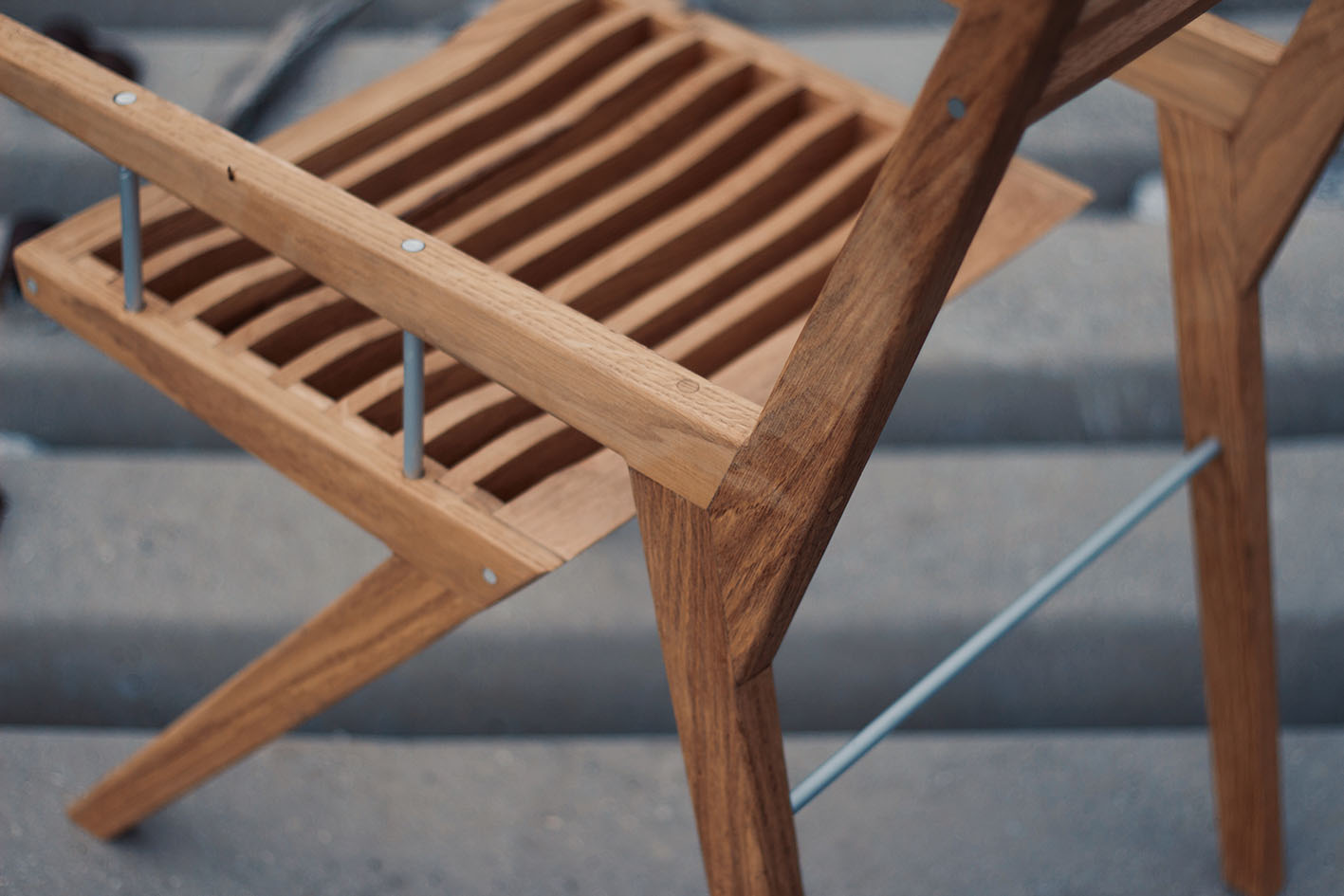 Wooden Chair Bivalvia A Beautiful And Contemporary Piece Dsigners