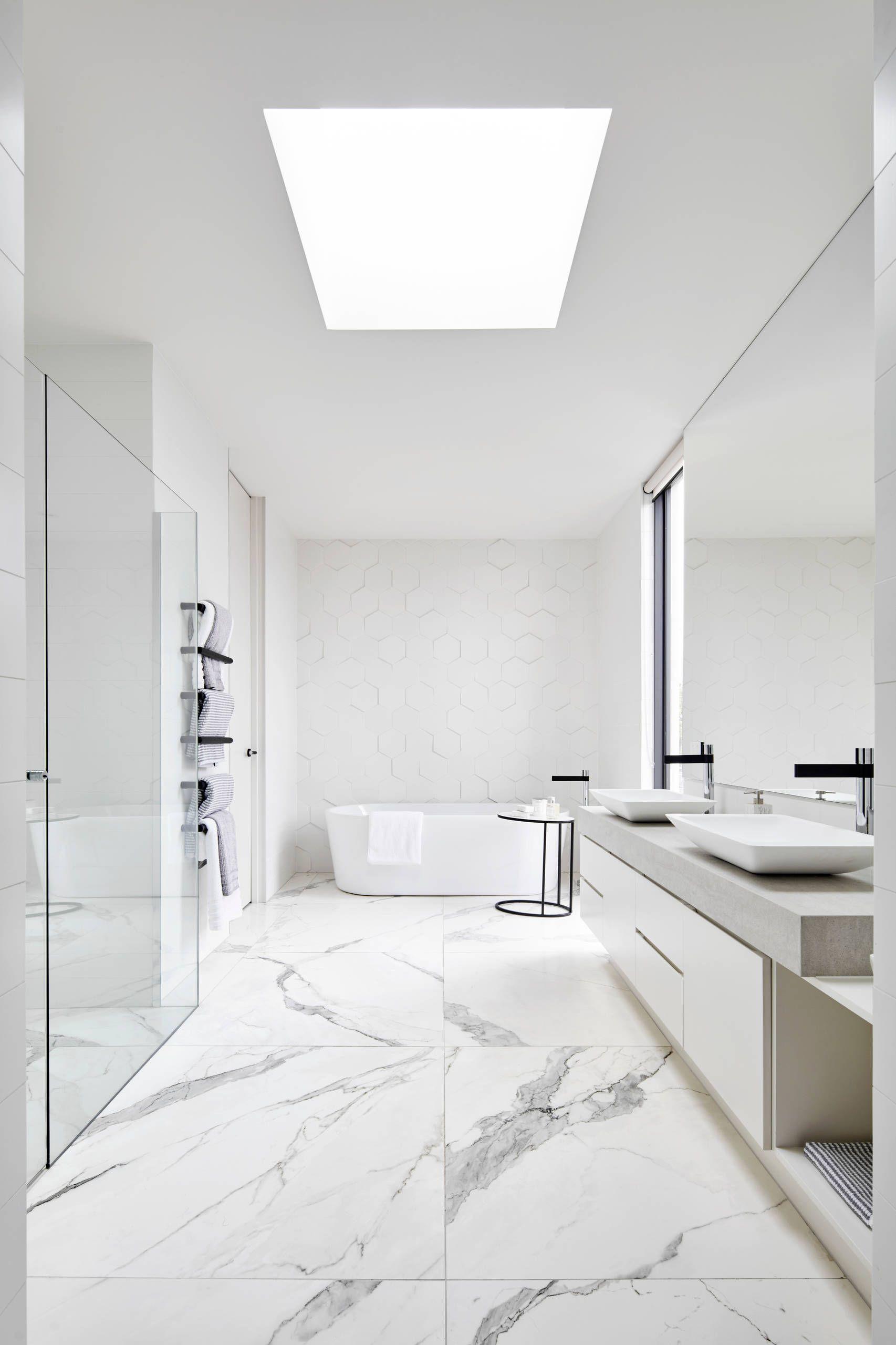 Home Design Minimalist Modern Pavilion Addition Green Interior Design Ideas: TOP 5 Modern Bathrooms: A Minimal Lifestyle