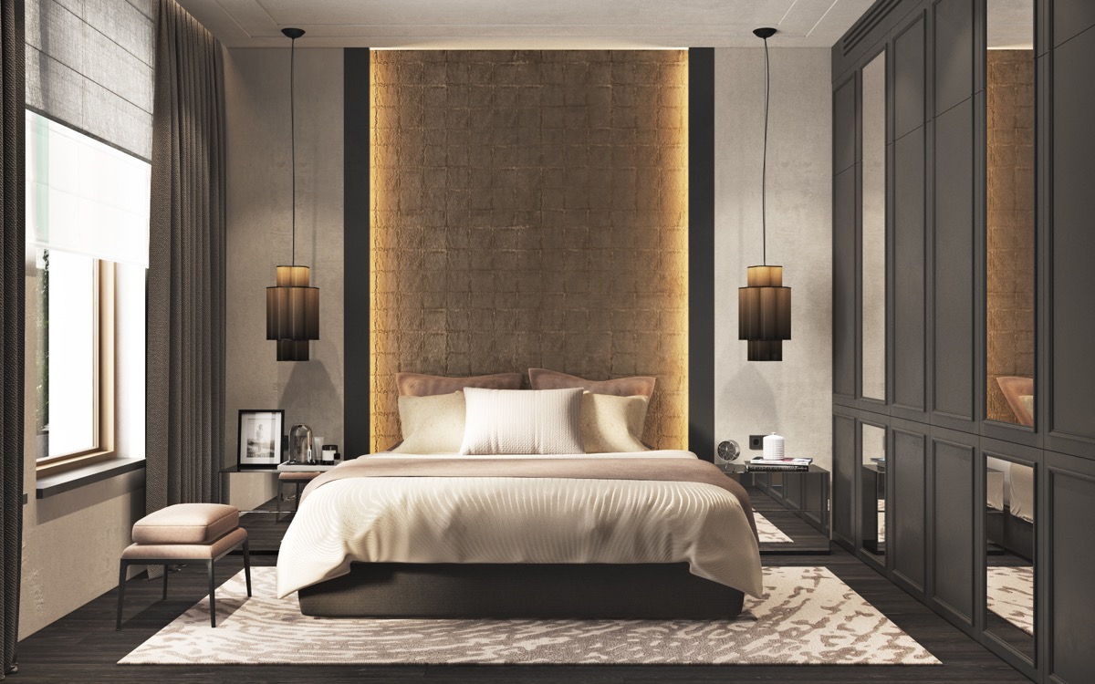 TOP 10 Amazing Contemporary Bedrooms - D.Signers
