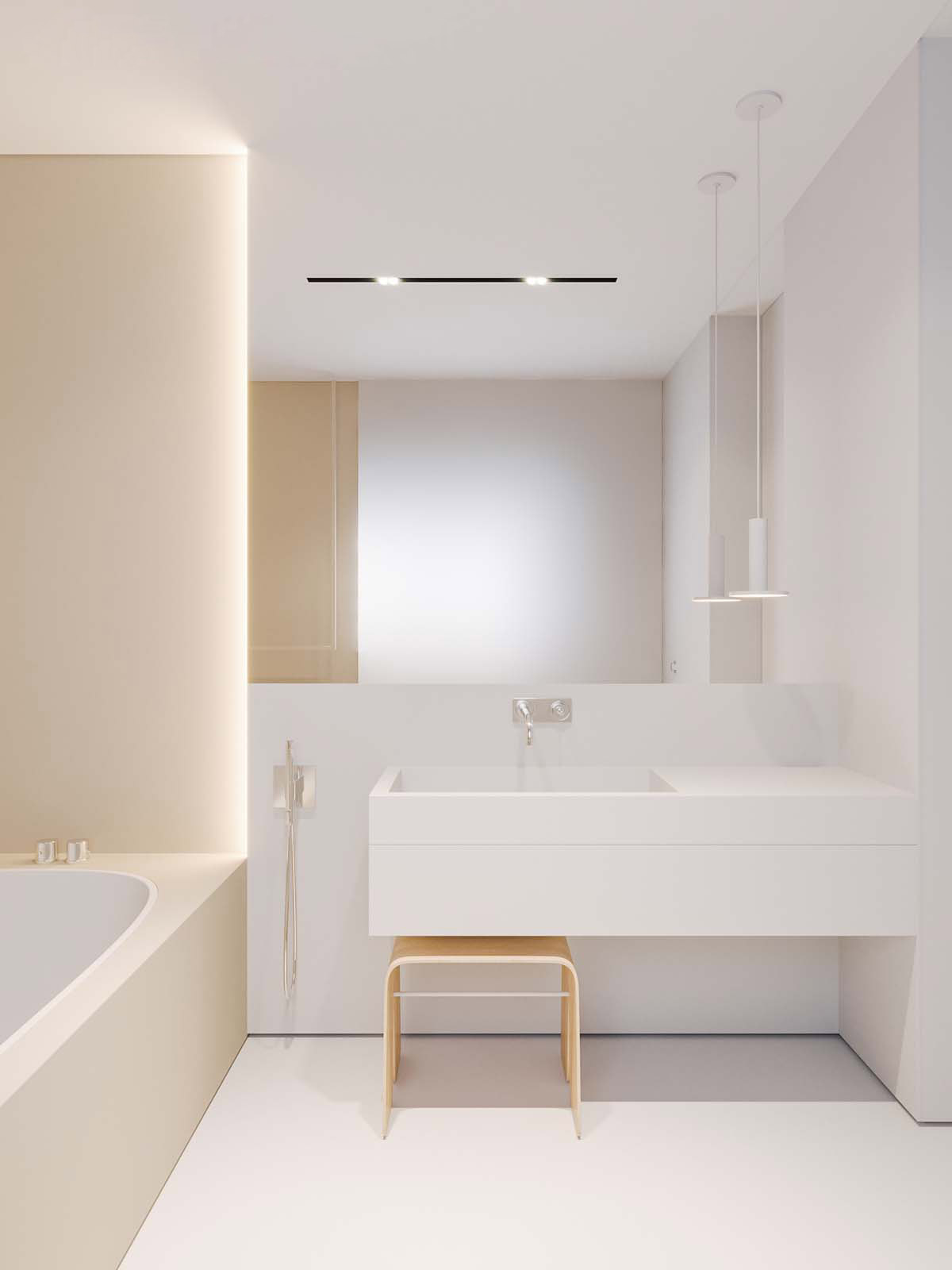 Small Space Living: TOP 5 Modern Bathrooms: A Minimal Lifestyle