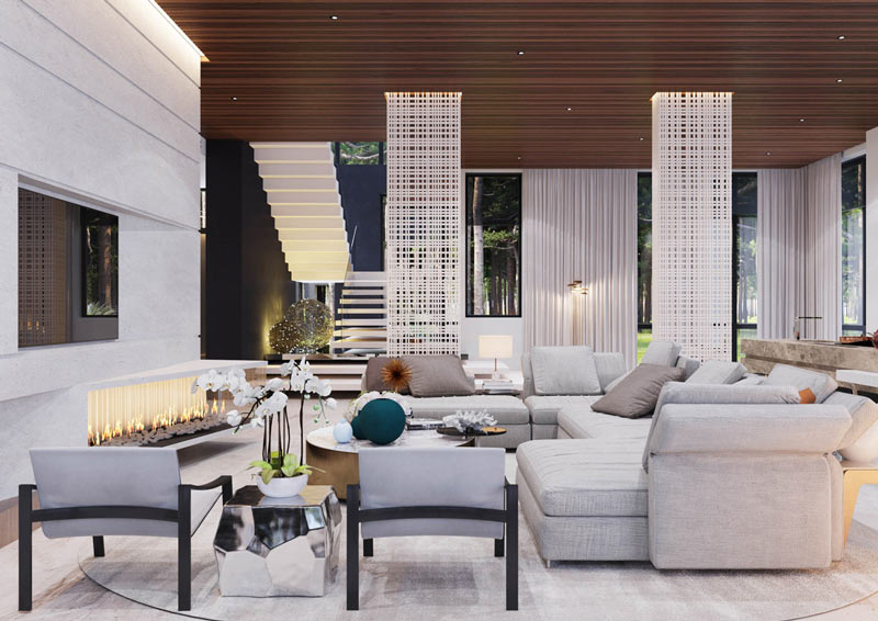 Luxury Living Rooms Top 15 Designs That Will Amaze You Dgners
