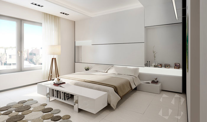 Awe Inspiring Modern White Bedroom Furniture Designs D Signers Uwap Interior Chair Design Uwaporg