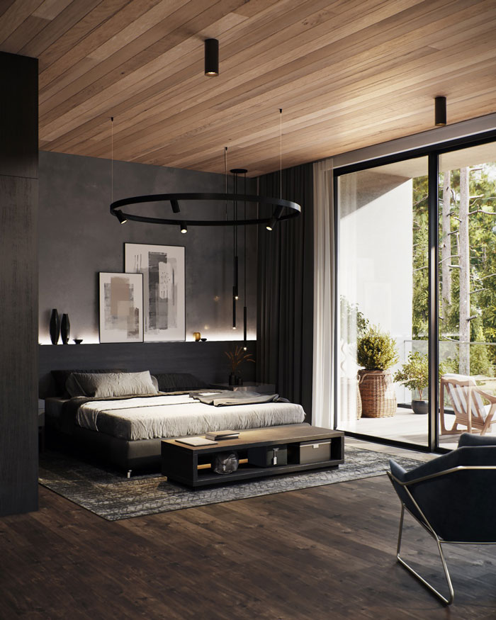 Modern Bedroom Designs To Love D Signers