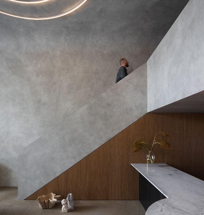 Concrete Modern Loft by Killing Matt Woods - D Signers